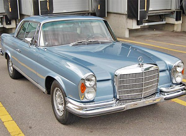Mercedes 280 SE 3.5 Coupe