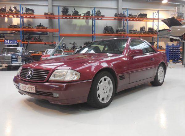 300 SL (R129)