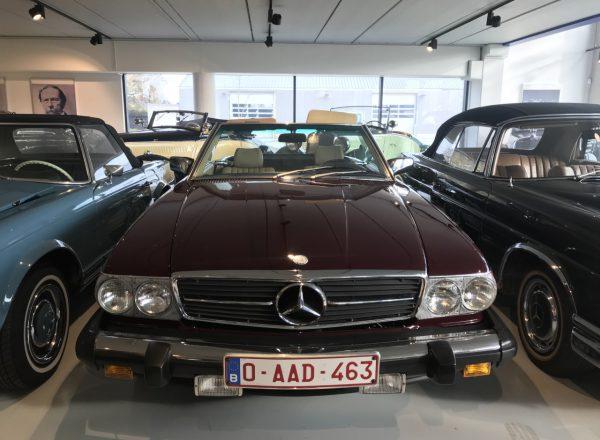 380 SL (R107)